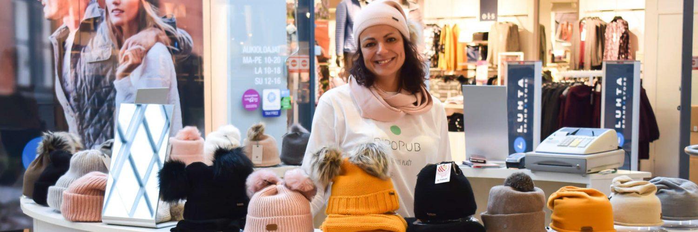 Kauppakeskus Revontuli - PipoPub - Shopping Centre Revontuli